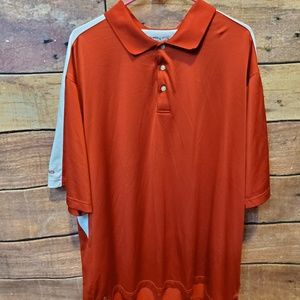 Ping Golf Polo Shirt Size L Mens